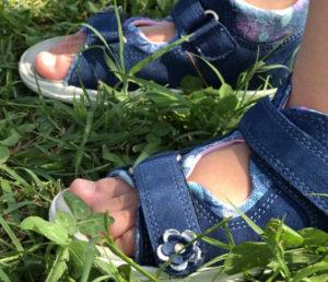sandały-dziecięce