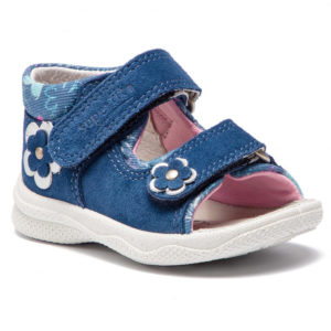 sandały-superfit-niebieskie