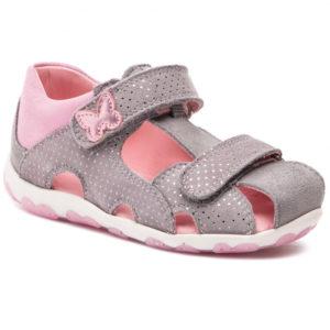 sandały-superfit-różowe