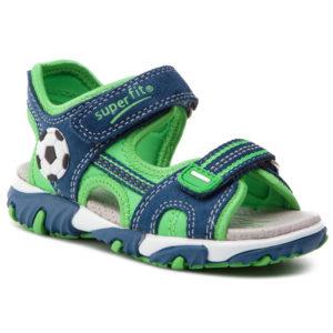 sandały-superfit-zielone